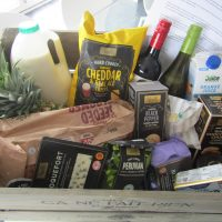 Welcome Hamper Created By Your Hosts