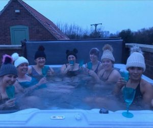 Hen Party Cottage Hot Tub Yorkshire