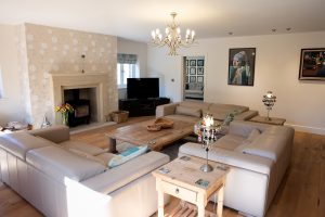 luxurious holiday home north Yorkshire