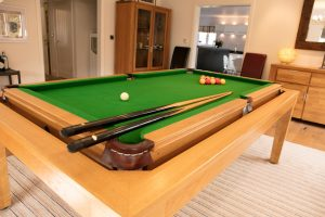 Pool Table Yorkshire Family Breaks