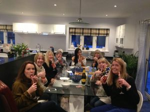Hen do luxury cottage
