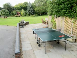 Table Tennis Table Large Luxury Cottage in Yorkshire