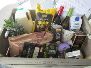 Welcome Hamper Large Luxury Cottage