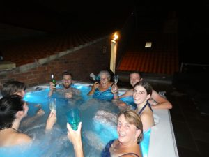 Holiday Homes Hot Tub Yorkshire